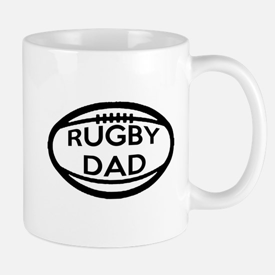 Rugby Dad Mugs