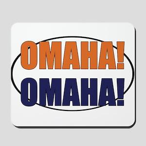 Omaha Omaha Mousepad