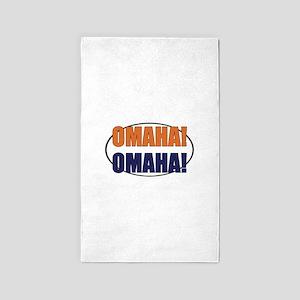 Omaha Omaha 3'x5' Area Rug
