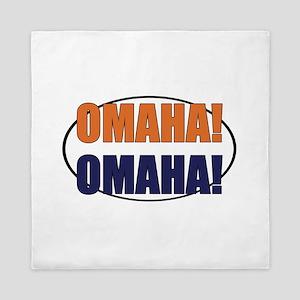 Omaha Omaha Queen Duvet