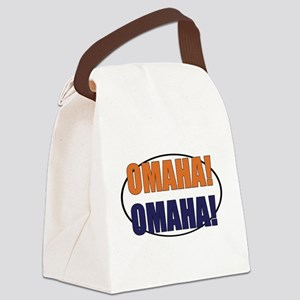 Omaha Omaha Canvas Lunch Bag