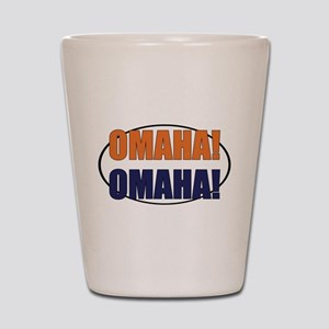Omaha Omaha Shot Glass