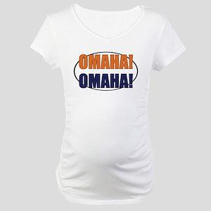 Omaha Omaha Maternity T-Shirt
