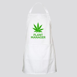 Plant Manager Weed Pot Cannabis Apron