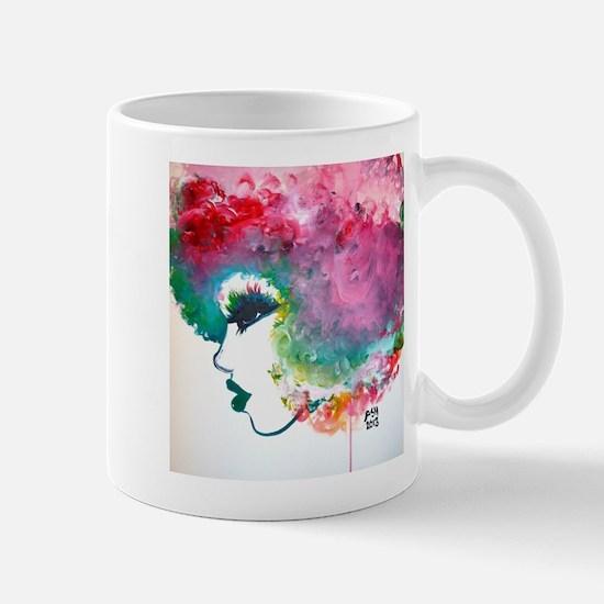 Cute Afros Mug