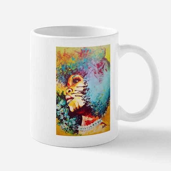 Funny Afros Mug