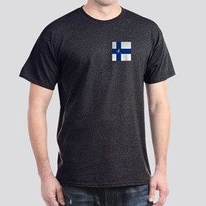 Team Ice Hockey Finland Dark T-Shirt