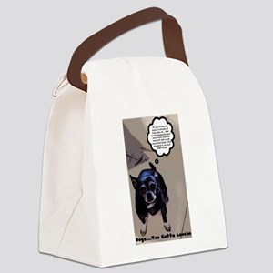 Unconditional Love Order DYGL Canvas Lunch Bag