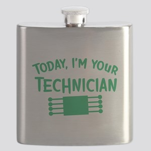 Today, Im your TECHNICIAN (computers network) Flas