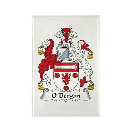 O'Bergin Rectangle Magnet (100 pack)