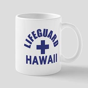 Lifeguard Hawaii Mug