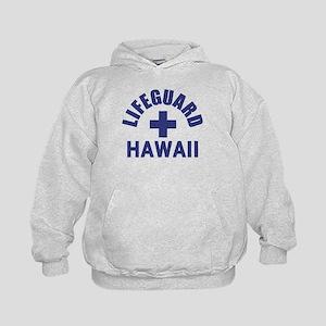 Lifeguard Hawaii Kids Hoodie