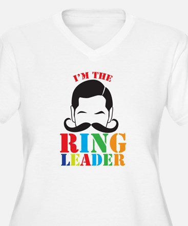 Im the circus RING LEADER Plus Size T-Shirt