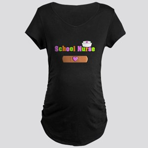 School Nurse 3 Maternity T-Shirt