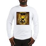 Vertical Logo Long Sleeve T-Shirt