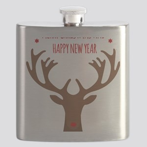 merry chistmas Flask