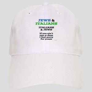 Jews and Italians Cap