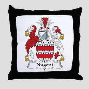 Nugent Throw Pillow