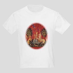 Lady and Unicorn Sight T-Shirt