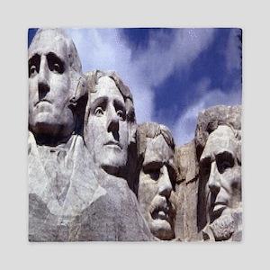 Mount Rushmore Queen Duvet