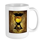 Vertical Logo Large Mug