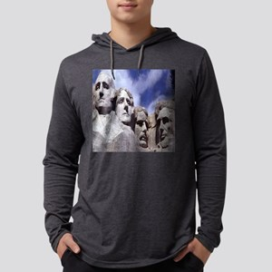 Mount Rushmore Long Sleeve T-Shirt