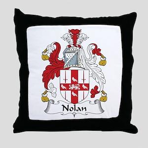 Nolan Throw Pillow