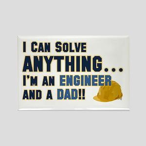 Engineer Dad Magnets