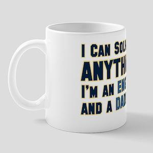 Engineer & Dad Mug