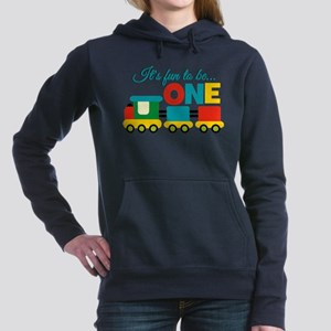 Its Fun to be One Birthday Design Hooded Sweatshir
