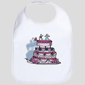 The Wedding Cake Bib