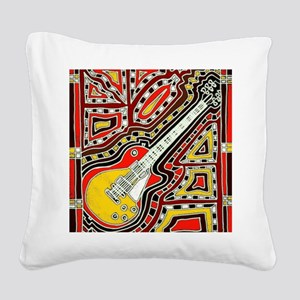 Art of G Square Canvas Pillow