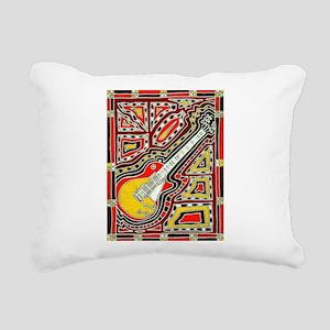 Art of G Rectangular Canvas Pillow