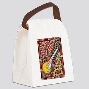 Art of G Canvas Lunch Bag