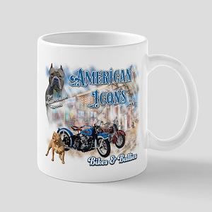 American Icons Bikes Bullies Mugs
