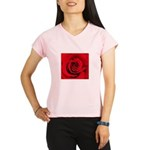 Perfect Rose Performance Dry T-Shirt