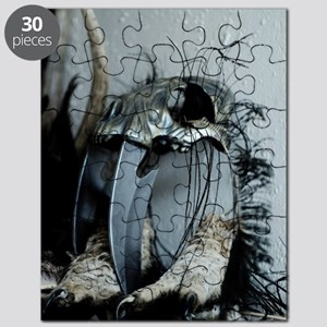 Iron skull Puzzle