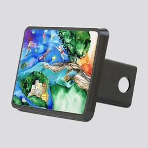 Dreaming4 Rectangular Hitch Cover