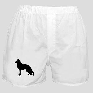 german shepherd 3 Boxer Shorts