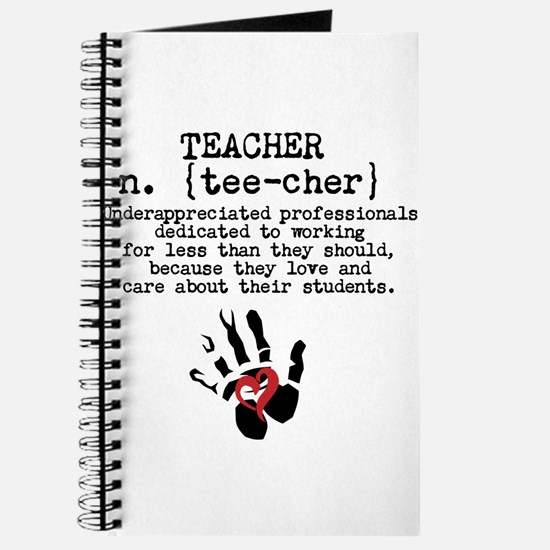 Teacher. Journal