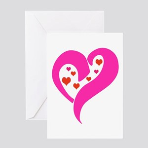 Her Valentines Gift Greeting Cards