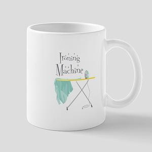 Ironing Machine Mugs