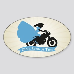OUAT Ballgown Motorcycle Sticker