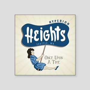 OUAT Hyperion Heights Retro Sticker