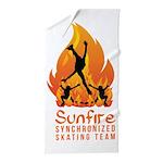 Sunfire Synchro Beach Towel