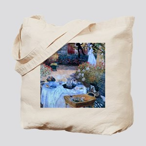 The Luncheon by Monet Tote Bag