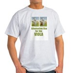 Cricket and Viola Light T-Shirt