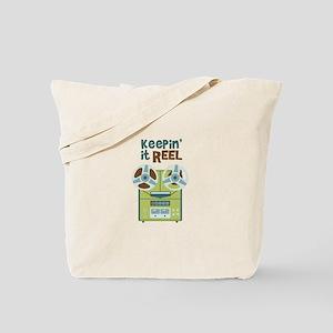 Keepin it Reel Tote Bag
