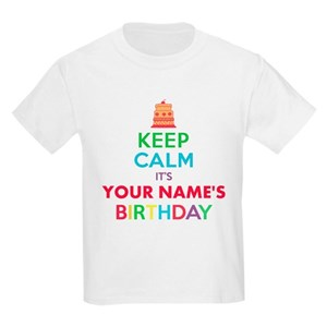 Birthday T Shirts