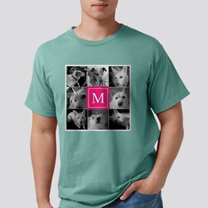 Photo Block with Rose Monogram T-Shirt